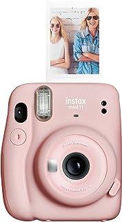 Fujifilm 16654774 Instax Mini 11 Instant Camera - Blush Pink