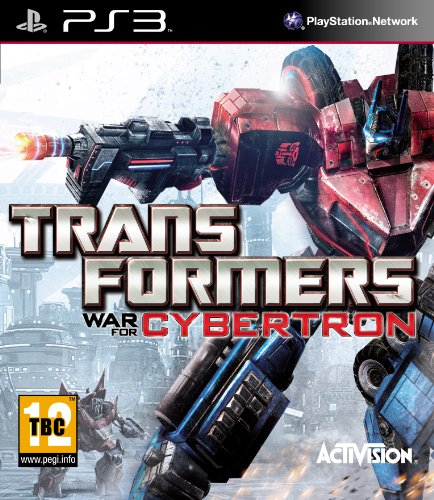 Transformers War for Cybertron Game PS3 [UK-Import]