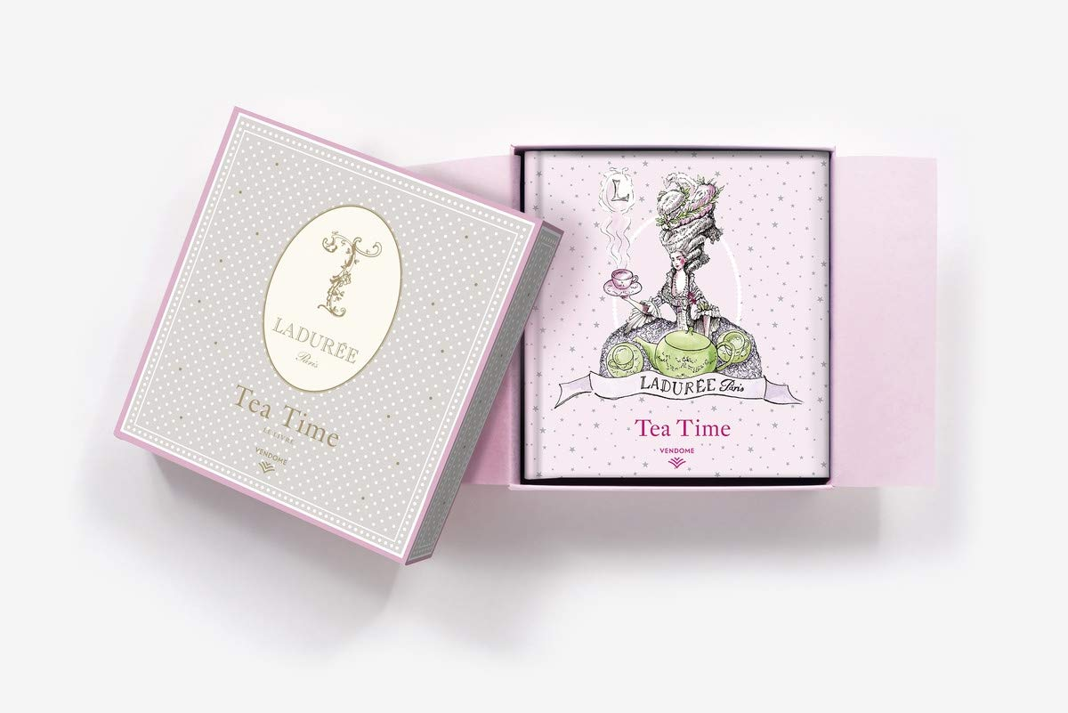 Teatime with Ladurée: The Art of Taking Tea