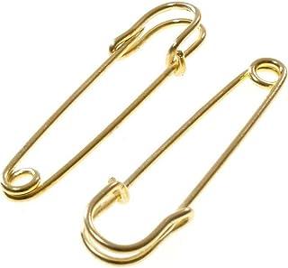 accessori creazione Spilla Spilla da balia creazione gioielli 70mm 5pezzi
