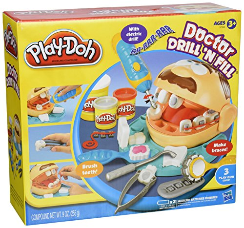 Play-Doh Imitation Mallette de Dentiste Marque