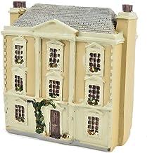 Miniatur f.d Puppenstube//Puppenhaus #15# Maßstab 1:12 Wiege,mittelblau