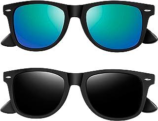 Joopin Unisex Polarized Sunglasses Classic Men Retro...