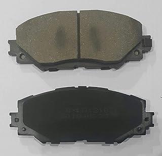 Low- Metallic Rear Brake Pad fit for Toyota Land Cruiser set of 4 Pcs.