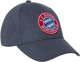 FC Bayern München kompatibel Baseballcap Fan FCB  Sticker München Forever, Cap, 24151 Basecap, Base-Cap, Mütze, Hut, Chapeau, Sombrero, Baseballcap