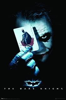 The Dark Knight Joker Movie Poster (12