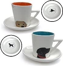Espresso Cups Set Retriever Matching