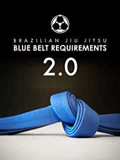 Brazilian Jiu Jitsu Blue Belt Requirements 2.0