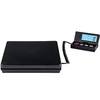 kg, g, lb, oz, kg-g, lb-oz 6V, 500 mA , LCD 40kg//1g, adaptateur inclus Steinberg Balance Professionnelle P/èse-colis P/èse Paquet Bureau de Poste SBS-PT-40//1 6 unit/és de mesure