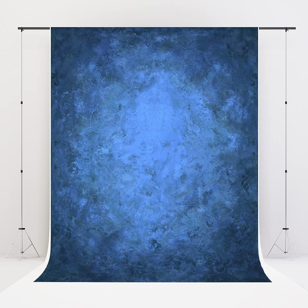 Kate 10x10ft Blue Backdrop Abstract Backdrops Professional Head Max 89% OFF Year-end annual account