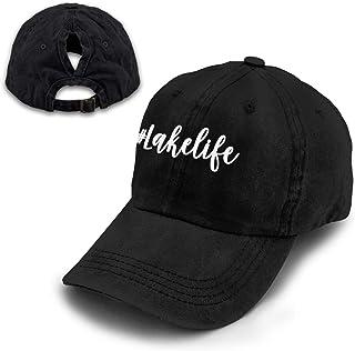 OASCUVER Beach Life Baseball Cap Cotton Adjustable Lake Life Little Explorer Sun Please Unisex Hat Gift