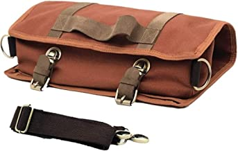 Bartender Kit Bag - Portable Bar Case Bag for Travel, CBBK0001 (Empty Bag)