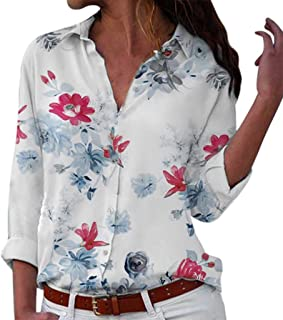 Limsea Women's Long Sleeve Shirt, UV Sun Protection, Moisture Wicking Fabric Basic Casual Simple Short Sleeve Blouse TOP Summer Blouse Short Sleeves Tunic Cold Shoulder Tops Shirts for Women