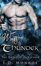 Wings of Thunder (The Dragons of Ascavar Book 3)