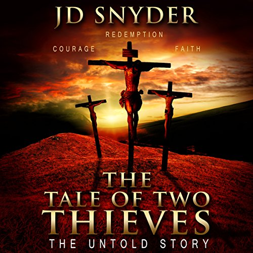 The Tale of Two Thieves audiobook cover art