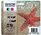 Epson Cartouche Jet d'encre Epson 603XL - Noir XL/Couleur STD