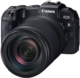 Canon EOS RP - Cámara de 26.2 MP (CMOS, DIGIC 8, Dual Pixel CMOS AF, 5 imágenes por Segundo, Pantalla táctil LCD, 4K) - Ki...
