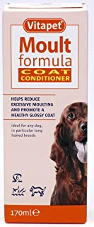 (170Ml) - Vitapet Moult Formula Coat Conditioner