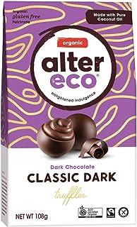 Alter Eco Organic Dark Chocolate Classic Truffles, 108 g