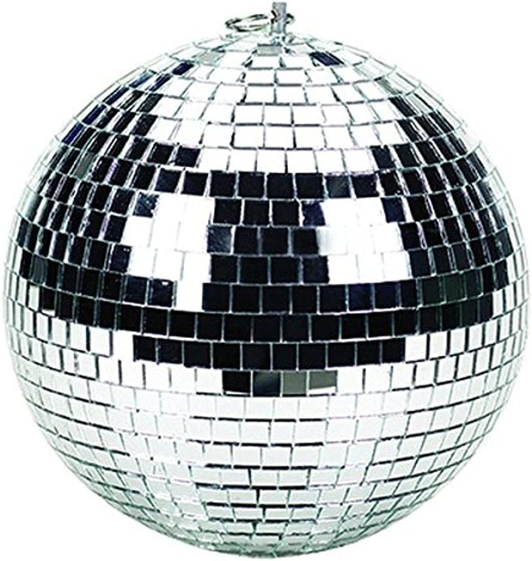 Visual Effects 8 Inch Special Campaign Mirrored Be super welcome Ball Disco