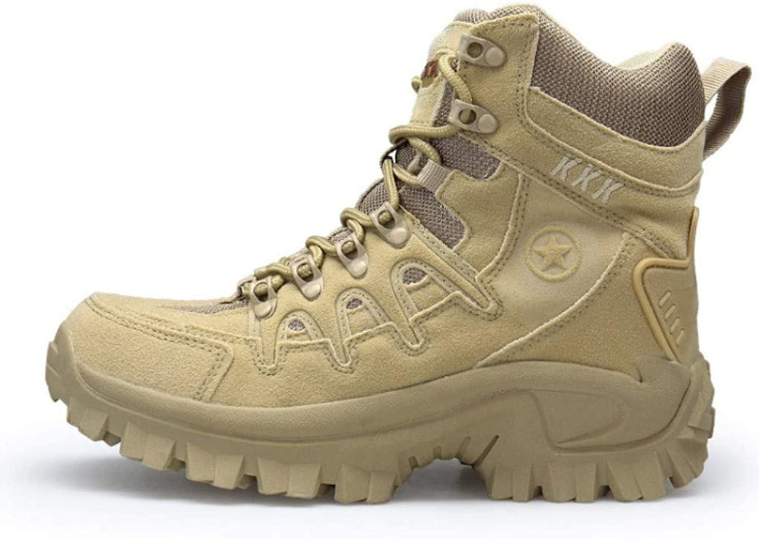 SIKESONG Autumn Men Military Boots Special Force Tactical Desert Combat Boats Outdoor shoes