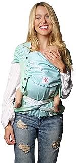 ✓ Kleinkinder ✓ Ergonomisch ✓ Steg verstellbar ✓ Bio-Baumwolle ✓ 7-20kg ✓ GRATIS Beutel Toddler KOKADI/® Flip Erna im Wunderland Babytrage