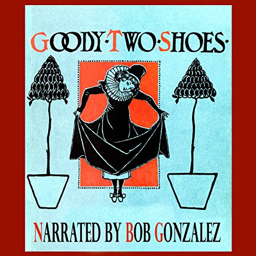 Goody Two-Shoes audiobook cover art
