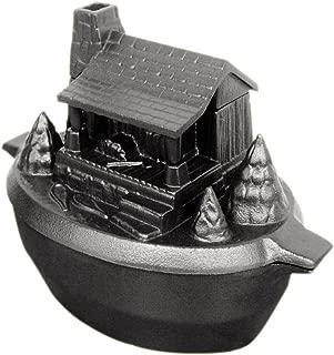 John Wright Log Cabin Steamer