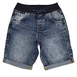 Poppers By Pantaloons Boys  Regular Fit Shorts