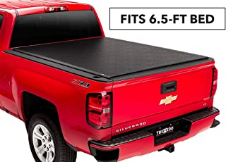TruXedo Lo Pro Soft Roll-up Truck Bed Tonneau Cover | 551101 | fits 99-07 GM Full Size Stepside 6'6