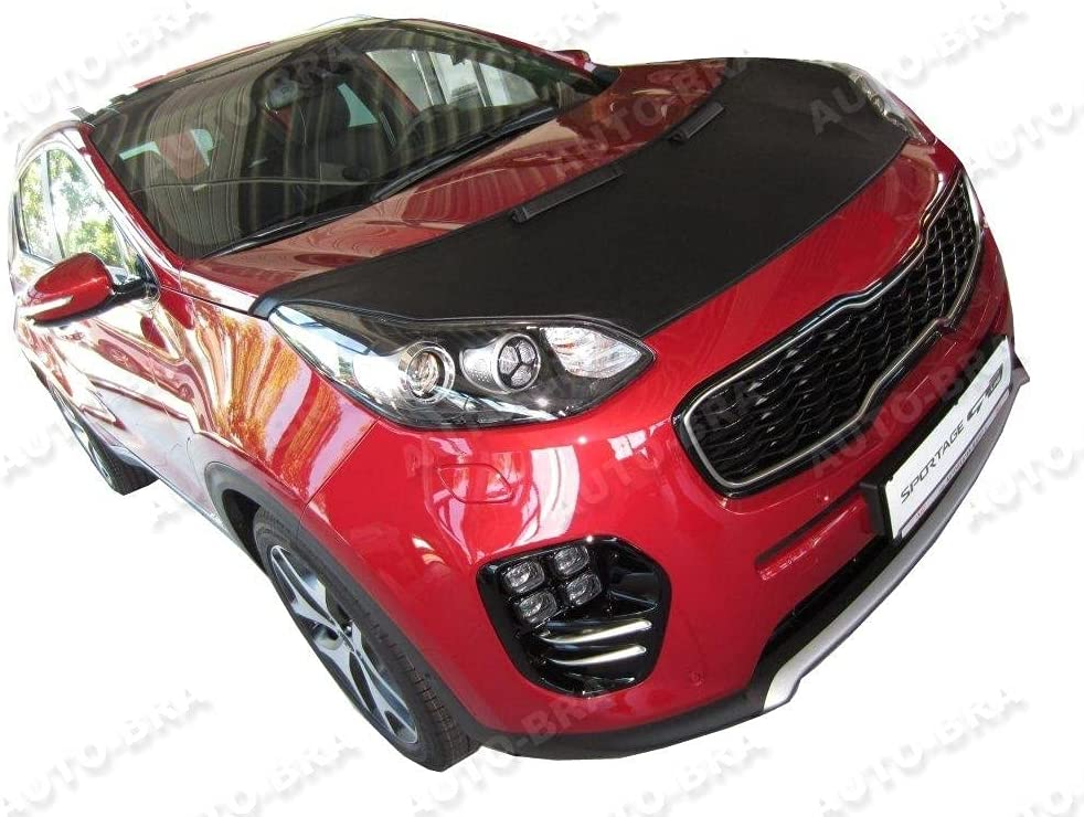 Hood Bra Fashion Challenge the lowest price Front End Nose Mask Kia Bonnet for 2015 Since Sportage