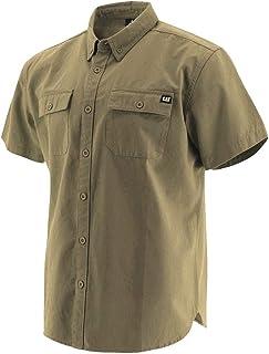 Men's Button Up S/S Shirt