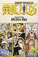 One Piece (Omnibus Edition), Vol. 24: Includes vols. 70, 71 & 72 (24)