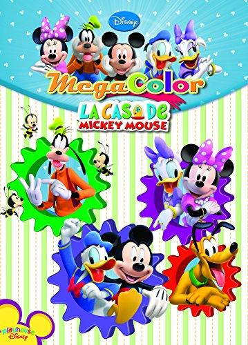 La casa de Mickey Mouse. Megacolor (Disney. Mickey)