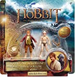 The Hobbit BD16011.0091 - Bilbo und Gollum - Figuren