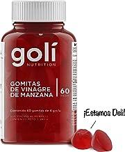 Goli Nutrition | Las Primeras Gomitas de Vinagre de Sidra de