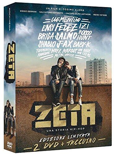 Zeta (Limited Edition 2Dvd + Taccuino)