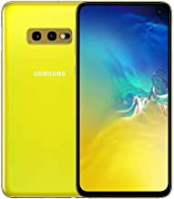 Samsung Galaxy S10e 128GB SM-G970F Hybrid/Dual-SIM (GSM Only, No CDMA) Factory Unlocked 4G/LTE Smartphone - International Version (Canary Yellow)