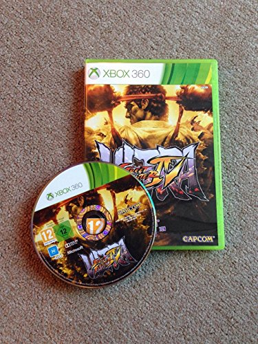 Xbox 360 Ultra Street Fighter IV