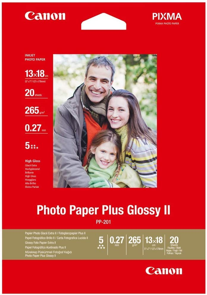 Canon Milwaukee Mall New York Mall Paper PP-201 20 5X7 Sheets