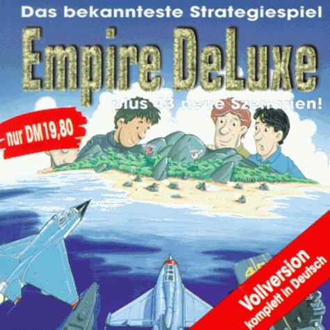 Empire DeLuxe. CD- ROM. Das bekannteste Strategiespiel plus 43 neue Szenarien