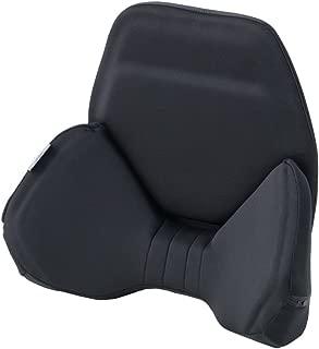 エクスジェル シートクッション ハグドライブ バッククッション ブラック HUD01-BK