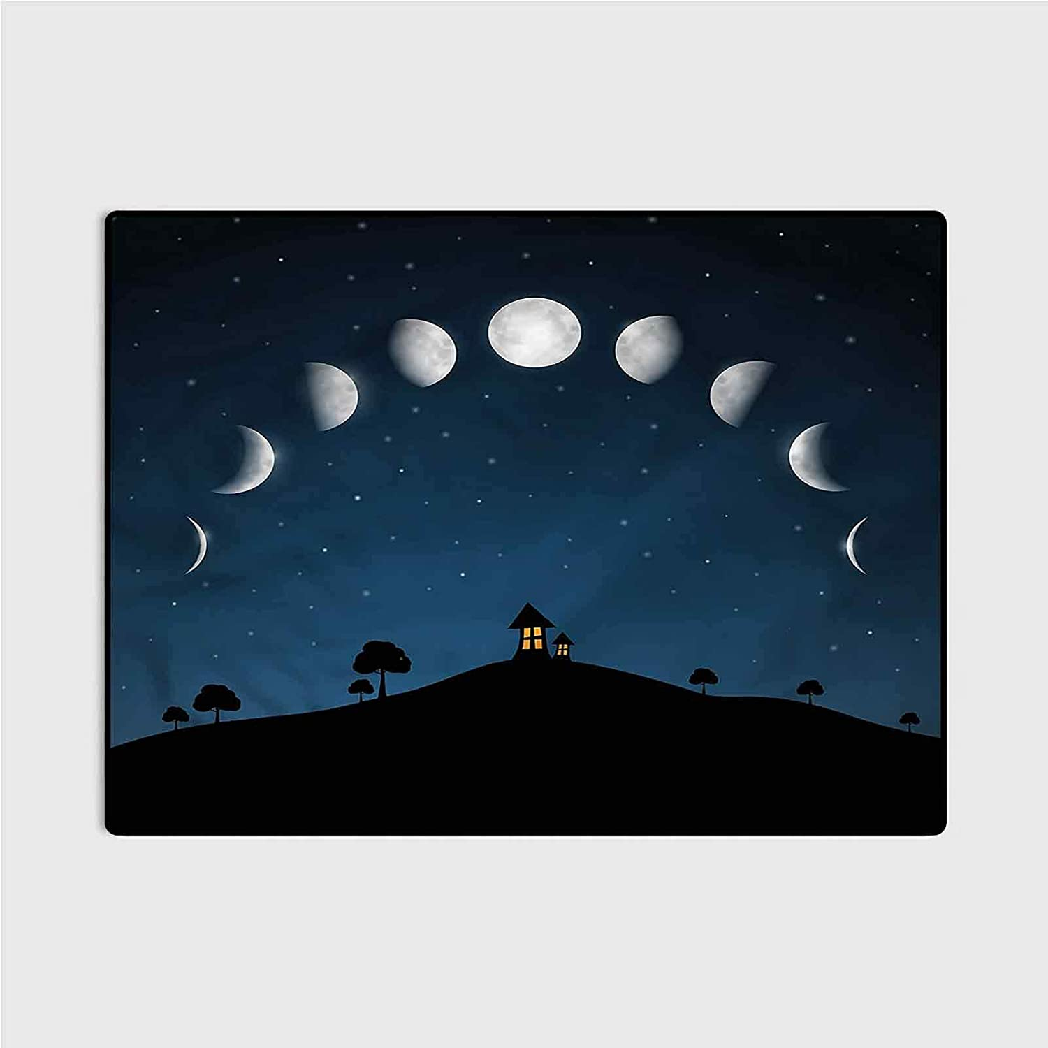 Rugs for Girls Rooms Excellence Kitchen low-pricing Phases Floor Moon Crescent