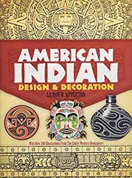 American Indian Design and Decoration  Dover Pictorial Archive