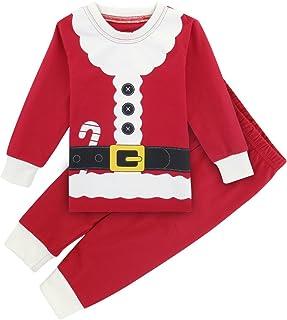 e58d39f497fc9 Mombebe Pyjama Enfant Garçons Noël Ensembles Vêtements De Nuit