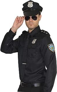Maylynn 15145 - Disfraz de policía. Uniforme de policía para Hombres Talla L