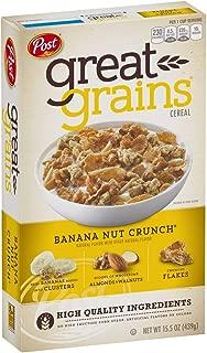 banana crunch cereal