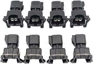 Michigan Motorsports EV6 to EV1 Fuel Injector Connector Adapter USCAR LS2 LS3 LSX LS1 LT1 TPI