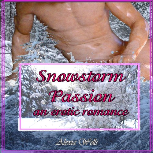 Snowstorm Passion audiobook cover art