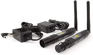 wireless dmx512 transmitter receiver